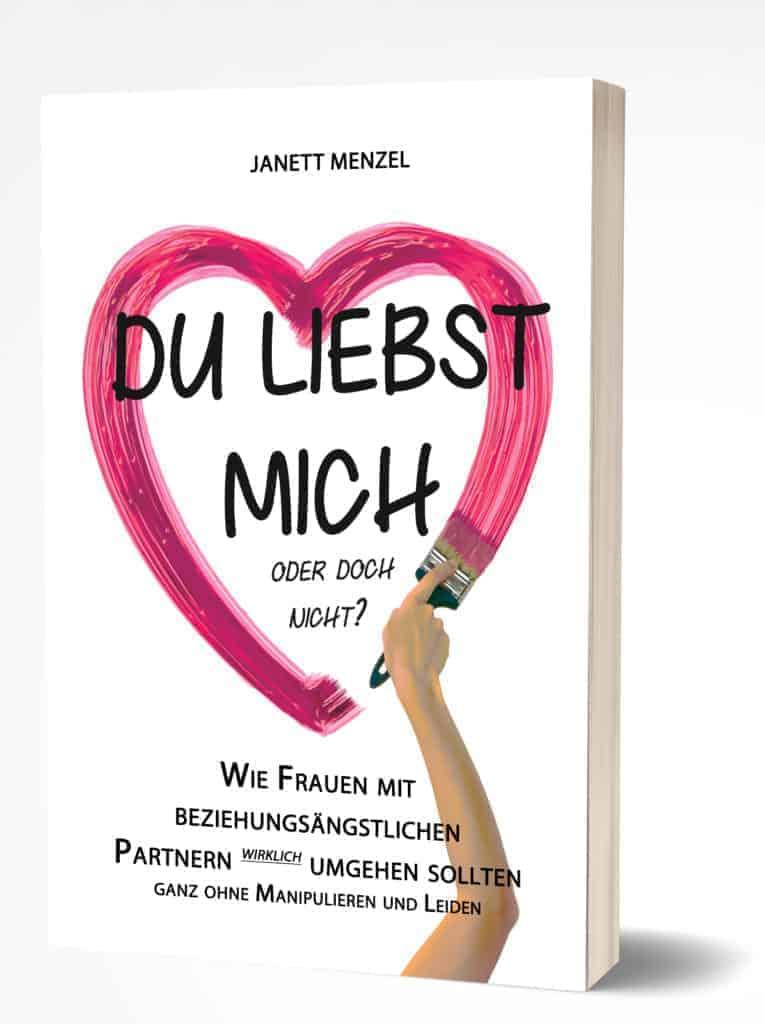 Janett Menzel Beziehungsangst Buch
