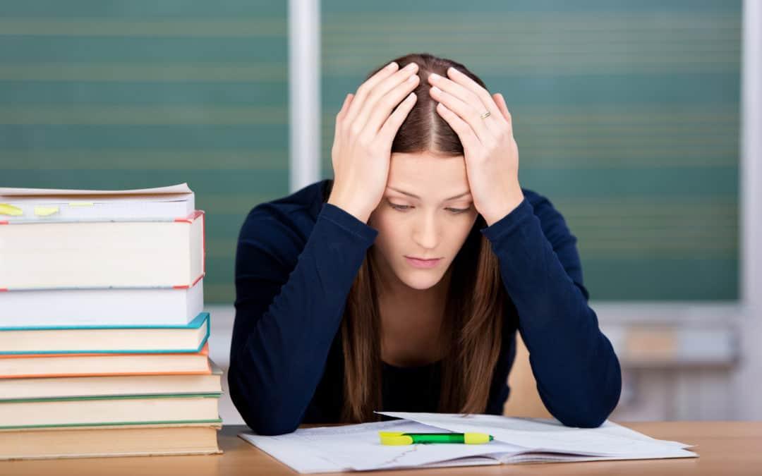 Macht Studieren krank? Mehr Studierende leiden unter Existenzängsten